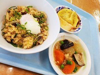 食事で日本一周の旅-岡山