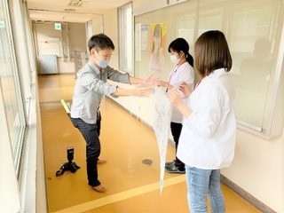 中日新聞が、キターーーーー!!!