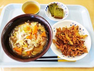 食事で日本一周の旅-茨城