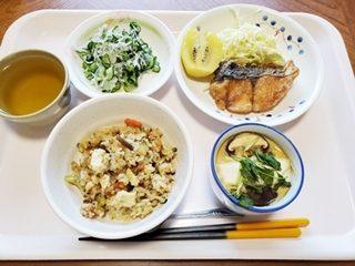 食事で日本一周の旅-鳥取